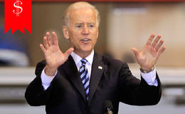 Joe Biden Recognizes Himself As