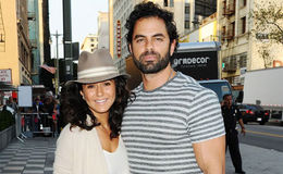 Emmanuelle Chriqui and her Boyfriend Adrian Bellani steps out together and in Relationship