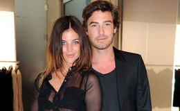 Julia Restoin Roitfeld with her long-term boyfriend Robert Konjic Give Birth to a baby