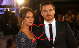 Alicia Vikander and her Love Michael Fassbender Enjoying Date Night in Paris;Know in Details
