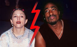Tupac Splits with Madonna,Discuss About their Married Life and Reason for Divorce