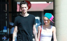 Lily-Rose Depp Is Dating Model Ash Stymest, Know about their Affairs and Relationship