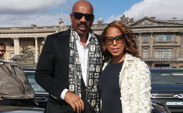 Steve Harvey And Marjorie Elaine Harvey Living Happily Together After Divorce With Ex-Wife, Affairs