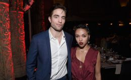 Robert Pattinson Ends Relationship with KFA Twigs; Getting Closer with Katy Perry