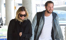 Actress Margot Robbie's Husband Tom Ackerley: Know Their Married Life And Also Her Past Affairs