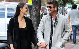 Robin Thicke's Girlfriend April Love Geary announced her Pregnancy, Know about their Relationship
