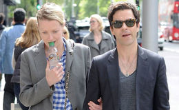Kelly Jones is Happily Married to Jakki Healy, Know about his Relationship and Family