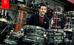 How much Is Charlie Benante's Net Worth? Know About His Career As A Musician And Awards
