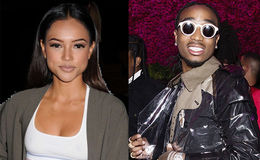 Karrueche Tran Rumored To Be Dating Quavo, True or Not? She Previously Dated Chris Brown