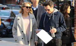 Gypsy Co-Star Naomi Watts & Billy Crudup Are Dating Currently, What About Their Past Affairs?