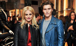 Pixie Lott Engaged To Her Loving Boyfriend Oliver Cheshire, Know About Her Relationship And Affairs
