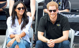 Prince Harry Spotted Kissing And Hugging His Girlfriend Meghan Markle, How's Their Love Life?