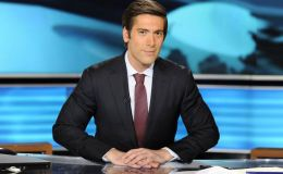 David Muir unknown sexual orientation. Is he Gay? He had a boyfriend? Also seen shirtless