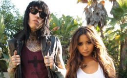 Is Trace Cyrus angry with Brenda Song? Or  are they Dating?