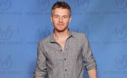 Actor Rick Cosnett dating desires. Is Rick Cosnett gay? Know about his current relationships and affairs