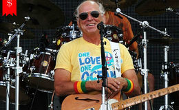American Musician Jimmy Buffett is a Multi-Millionaire: His Net Worth, Career, Private Life
