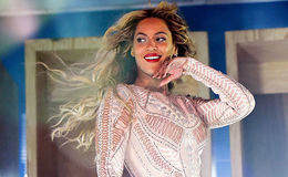 Beyonce's Album 'Dangerously in Love'  5 Million Sold.