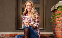 Nicole Curtis Pregnant and Expecting Second Child.
