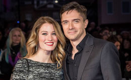 The Married Couple Topher Grace and Ashley Hinshaw Welcome A Baby Girl Named Mabel Jane