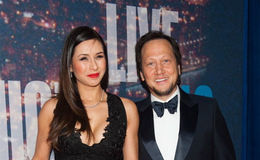 American Actor Rob Schneider Is Living Happily With His Second Wife Patricia Azarcoya Schneider