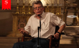 How much is Stephen King's Net Worth? Details of his Career, Awards