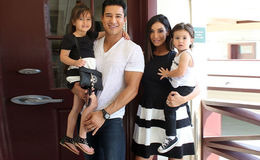Courtney Laine Mazza Married and Living with Husband Mario Lopez and Children: know the Details