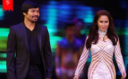 Jinkee Pacquiao's Husband Manny Pacquiao's Net Worth: Detail About His Salary, Career and Awards