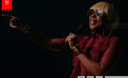 American Singer Mary J. Blige's Net Worth in 2018, Also Know Her Career, Awards and Salary