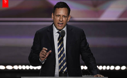 Matt Danzeisen's Husband Peter Thiel's Net Worth in 2018: Detail About His Career and Awards
