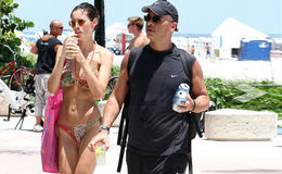 Eros Ramazzotti Currently Living With Marica Pellegrinell after Divorcing Wife Michelle Hunziker