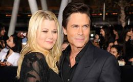 Actor Rob Lowe's Married Life With Wife Sheryl Berkoff: Also His Past Affairs And Children