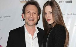 Actor Christian Slater's Unsuccessful Marriage, and His Current Relationship With Wife Brittany Lopez