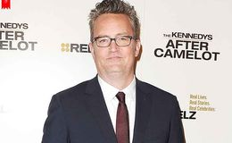 American Actor Matthew Perry Salary and Net Worth: His Growth As An Actor, Career Details