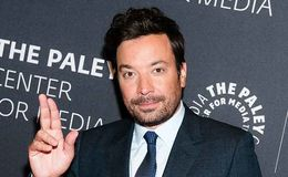 American Comedian Jimmy Fallon's Married Life with Wife Nancy Juvonen, Has Two Children