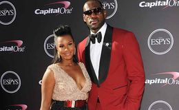 Basketballer LeBron James Married Life With Wife Savannah Brinson, And Children