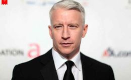 1.78 m Tall American TV Personality Anderson Cooper Receives Huge Salary From his Profession; Has Maintained a Good Net Worth