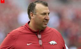 How Is Football Coach Bret Bielema's Married Relationship With Wife Jennifer Hielsberg And Children?