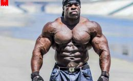 43 Years Old American Body Builder Kali Muscle's Net Worth And Lifestyle: His Career At Present