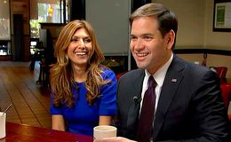 Marco Rubio's Marriage Relationship With Wife Jeanette Dousdebes: Their Love Affair & Children