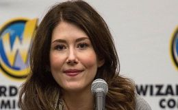 1.66 m Tall Canadian Actress Jewel Staite's Career Achievement in Movies and TV Shows; Know About Her Tattoos