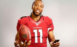 American Footballer Larry Fitzgerald Has Two Children; Is He Married? His Girlfriends & Past Affairs