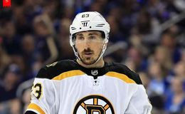 How Much Is Canadian Ice Hockey Player Brad Marchand Net Worth? His Salary & Endorsements