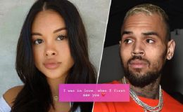 Chris Brown Welcomes Son With Former Girlfriend Ammika Harris: How Is Their Current Relationship?