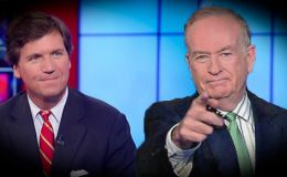 Tucker Carlson Replaces Bill O'Reilly, Matches The Rating In New Fox News Time Slot