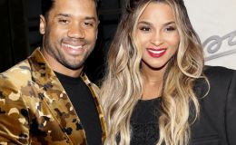 American Footballer Russell Wilson Welcome Baby Girl With Wife Ciara, Announces On Instagram
