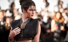 Kendall Jenner Shows Her Assets At In Sheer Gown At Met Gala 2017