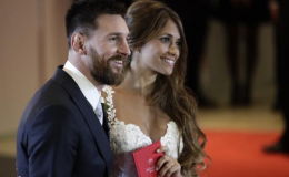 Messi weds his childhood love Antonella Roccuzzo