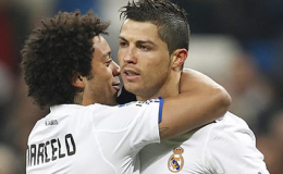 Vice Captian Marcelo not concerned about Cristiano Ronaldo leaving Real Madrid