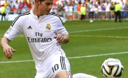 Real Madrid's Star player James Rodriguez Joins Bayern Munich on a Loan Deal