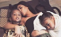 Kim Kardashian's Surrogate Shows off Much Bigger Baby Bump: Sparks Twins Speculations